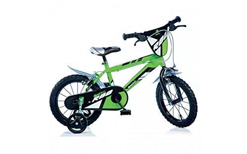 Dino Bikes Bicicletta Dino Serie Mtb Boy Verde 14 414u R88