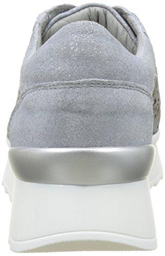NOW 3605, Baskets Basses Femme Blanc (Cloud)