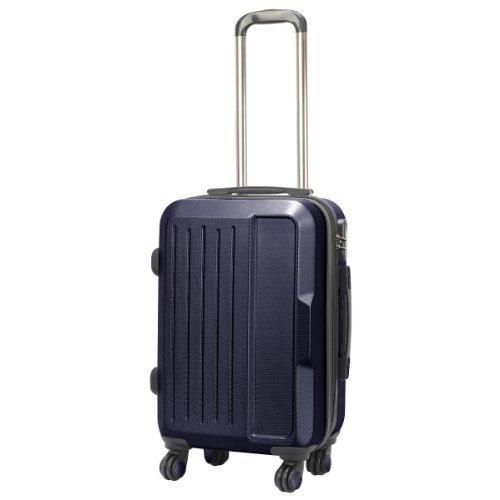 Shugon Boston - Valise à roulettes (20 litres) (Taille unique) (Bleu marine)