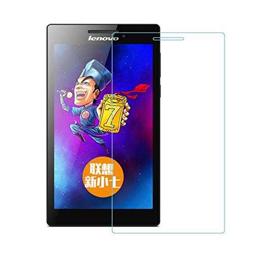 SNOOGG Lenovo Tab 2 A7-20 A720 Premium Tempered Glass Screen Protector Guard - Protect Your Screen from Scratches and Drops - Maximize Your Resale Value - 99.99% Clarity and Touchscreen Accuracy  available at amazon for Rs.99