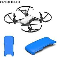 Bescita Snap-on Top Cover Fall Drohne Zubehör Ersatzteile für DJI Tello Drone (Blau)