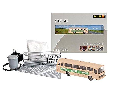 Faller - F161501 - Modélisme - Car System Bus Postal 4104090615017
