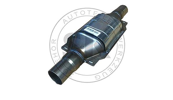Universal Katalysator f/ür Benzinmotoren bis 3.0l 3000ccm 55//60mm Keramik K39