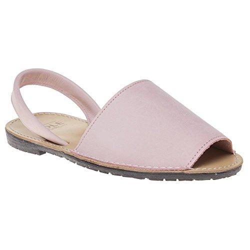 Sole Toucan Damen Sandalen Pink Pink