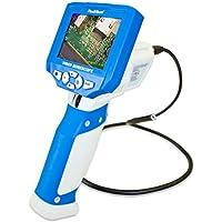 'Peak Tech Cámara endoscópica con extraíble de 3,5color de vídeo TFT pantalla, Cámara de 8mm de diámetro y USB/tarjeta SD, 1pieza, P 5600