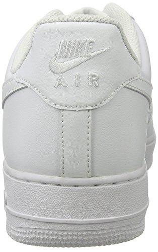 Nike Herren Air Force 1 '07 Sneakers Weiß (WHITE)