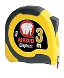 Medid 8162MP - Flexometro 8262mp bimaterial 2x16mm