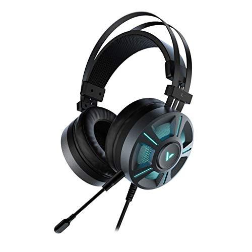 Logitech Wireless Music System (TING Stereo-Gaming-Headset für PS4, PC, Xbox One Xbox 360 Controller, Noise Cancelling Over Ear-Kopfhörer mit Mikrofon, Bass-Surround, Soft Memory-Ohrenschützer für Laptop-Mac-Switches)