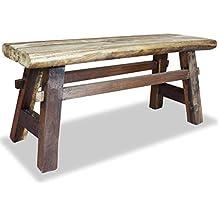 Amazon.es: taburetes de madera rusticos