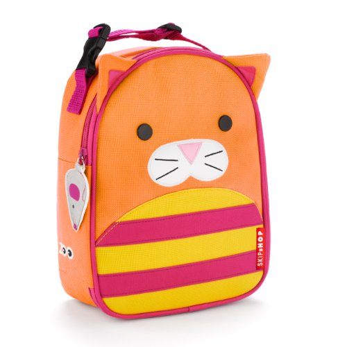 Price comparison product image Personalisable Zoo Cat Lunch Bag