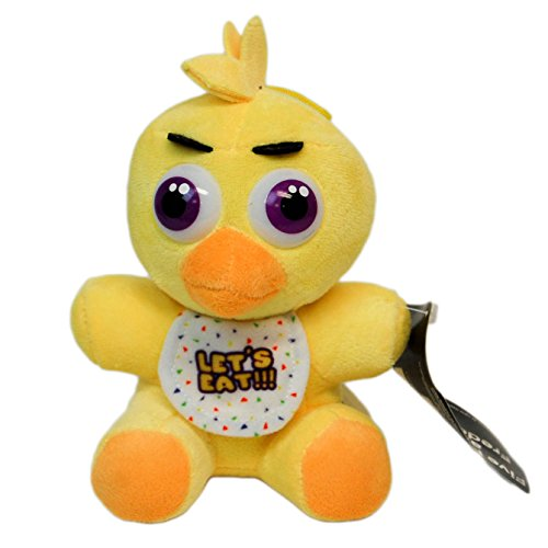 Five Nights At Freddys - Chica Plush - 15cm 6""