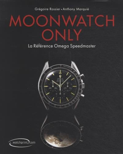 Moonwatch Only par Gregoire Rossier/Ant