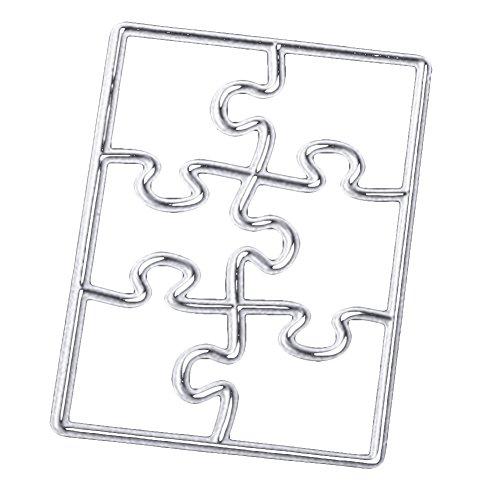 RIsxffp Stanzschablone aus Metall, für Scrapbooking, Papier, Basteln, Zubehör