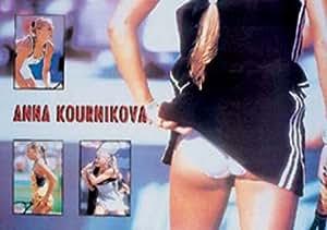 Empire 13033 Poster sportif/érotique Collage sexy Anna Kournikova 91,5 cm x 61 cm