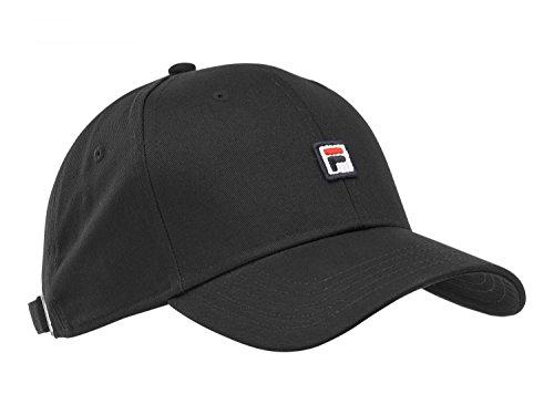Fila Men's Adjustable Cap, White, One Size