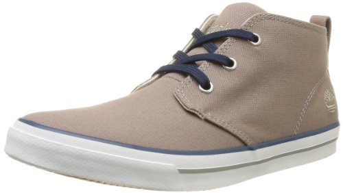 Timberland Earthkeepers Hookset Camp Canvas Chukka, Baskets mode homme Marron (Taupe)