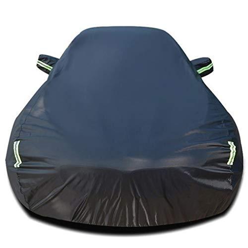 Autoabdeckung Kompatibel mit Nissan Micra Auto-Abdeckung wasserdicht/staubdicht/Wasserdichten/Schnee- Anti-UV Durable Kratzer beständig atmungsaktiv Persenning Leinwand Allwetteraußen