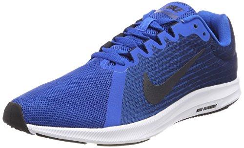 f016893931 Azul Oscuro Para 401 Marino Azul De Color Nike Hombre Obsidiana Negro Downshifter  Zapatos Correr Azul ...