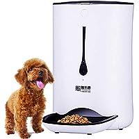 Feeder Dispensador Automático De Comida para Perros Y Gatos – Caractéristiques Alarmas De Distribución, Webcam