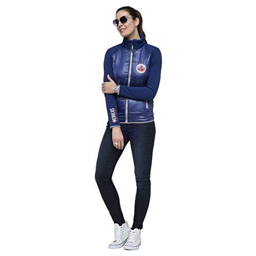 Nebulus - Veste de sport - Femme Damen, dunkelblau