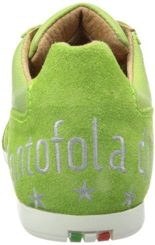 Pantofola dOro Ascoli Piceno Low Men, basket homme Vert menthe