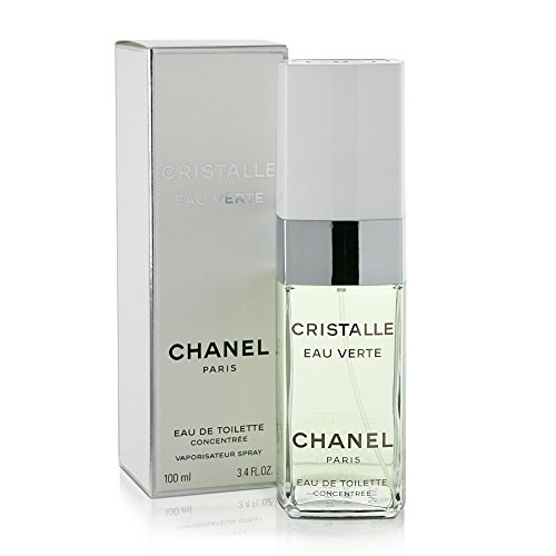 CHANEL Cristalle EDT Vapo Eau Verte 100 ml