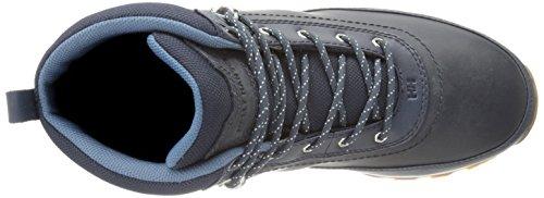 Helly Hansen Calgary, Stivali da Escursionismo Uomo Blu (Navy/Dark Navy/Vaporo)