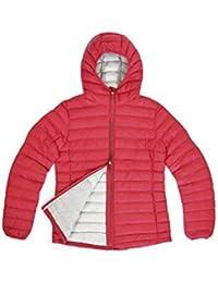 ALL INCLUSIVE Piumino Donna PJW012 Silk Red AI18 7f60cde5e8c