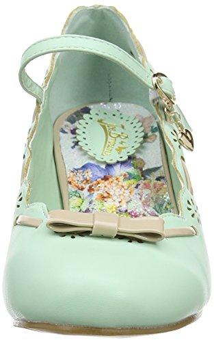 Joe Browns Fifi's Charming Shoes, Mary Jane femme Green (a-mint)