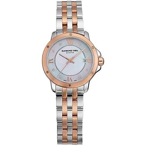 Raymond Weil 5391-SP5-00995 - Reloj para mujeres