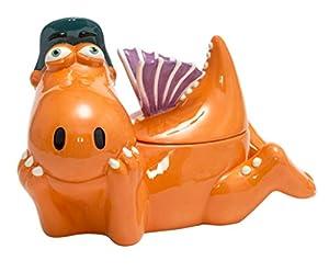 Joy Toy 65427Kokosnuss 3D de cerámica Tarro para Galletas en en Regalo