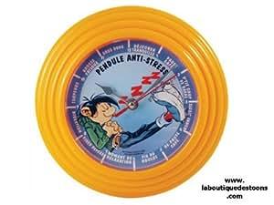 Gaston Lagaffe horloge anti stress