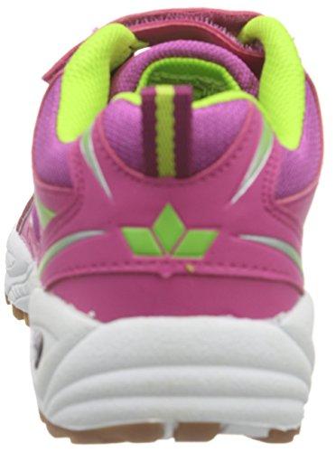 LicoBob Vs - Scarpe Sportive Indoor Bambina Pink (pink/lila/lemon)