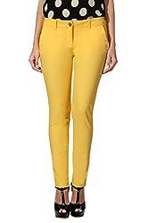 Allen Solly Women Regular Fit Pants_AWPN314C02588_ 32