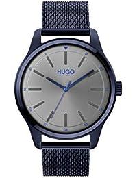 HUGO Quartz Montre avec Bracelet en Acier Inoxydable 1530139