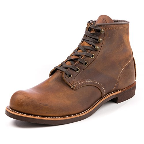 Red Wing Mens 3343 Blacksmith Leather Boots