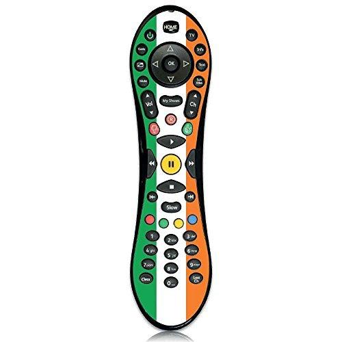 drapeau-de-lirlande-telecommande-pour-virgin-media-tivo-sticker-de-protection-en-vinyle
