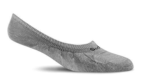 Sockwell Men's Undercover Merino Wool No Show Socks