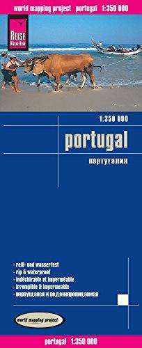 Mapa de Portugal - JungleKey.pt Imagem