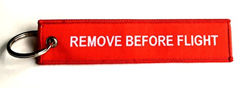 remove-before-flight-portachiavi-portachiavi-bagagli-tag