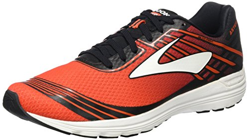 Brooks Asteria, Scarpe da Running Uomo, Multicolore (Toreador/Cherrytomato/Black 615), 42 EU