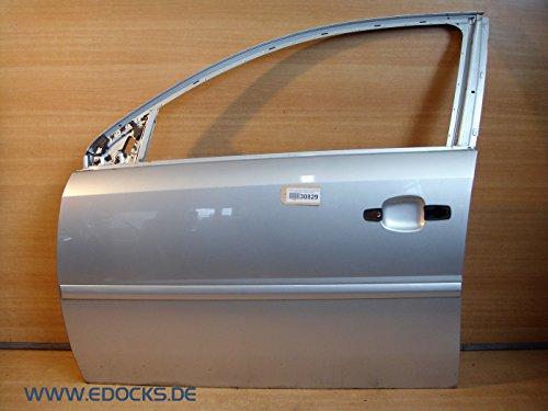 Preisvergleich Produktbild Tür vorne links Fahrertür Z157 starsilber silber Vectra C Signum Opel