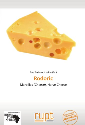 Rodoric: Maroilles (Cheese), Herve Cheese