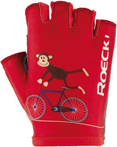 Roeckl Kinder Toro Handschuhe, rot, ()