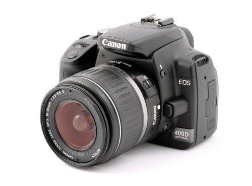 Canon EOS 400D SLR-Digitalkamera (10 Megapixel) inkl EF-S18-55 - 4