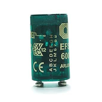 Arlen EFS600 4–125w électronique Tube Fluorescent pour débutant