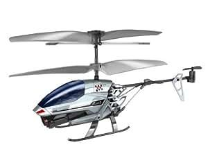 84520 Silverlit Spy Cam ferngesteuert 3-Kanal Helikopter Infrarot mit Gyro und Kamera für Video bzw. Photos, farblich sortiert