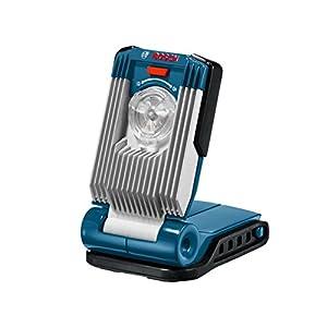 Bosch GLI VariLED Professional – Linterna (Mano, Negro, Azul, Rojo, Li-Ion, 7h, 8 cm, 13 cm)