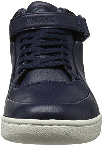 Lacoste Turbo 416 1, Sneakers basses homme Blau (NVY 003)