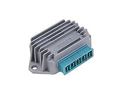 Lichtmaschinen Regler 021 ( 5 polig Gleichrichter/ Regler ) für Piaggio Vespa